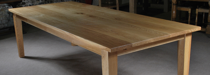 Superior Handmade OAK Tables U2013 From The Oak And Pine Barn